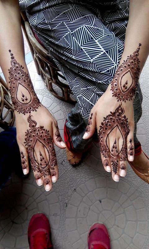 Raju Mehandi Artist