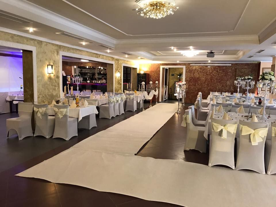 The Agas Hotel & Restaurant Saal