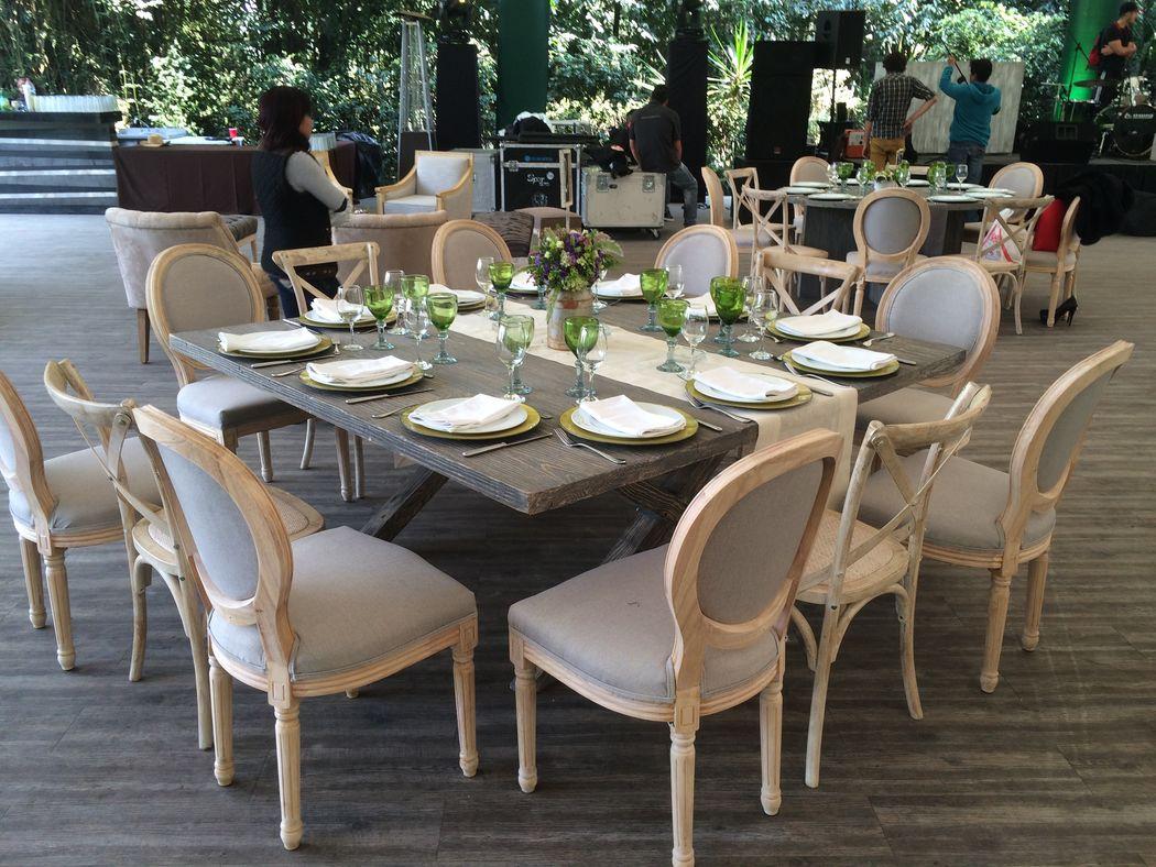 Jardín Versal Banquetes