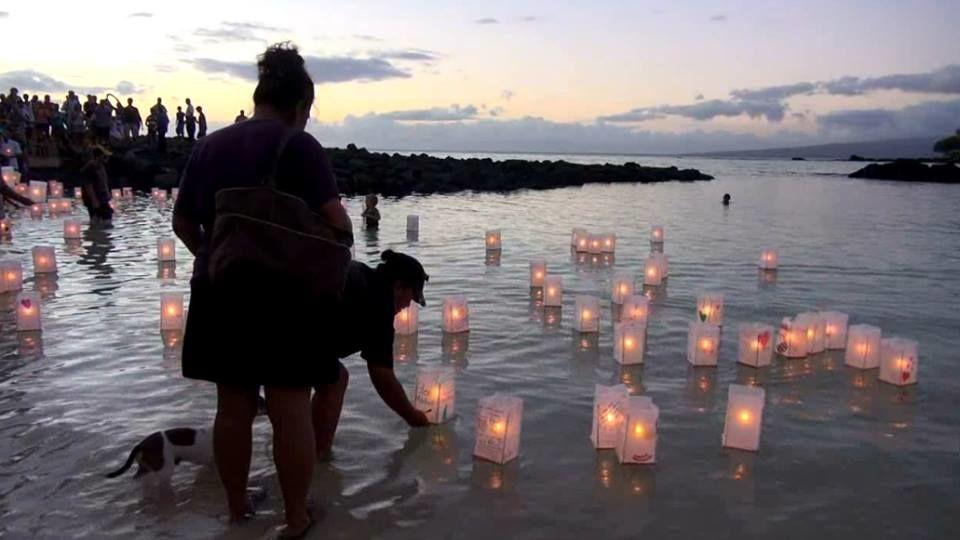 Puedes iluminar piscinas, lagos, etc con nuestras water lanterns