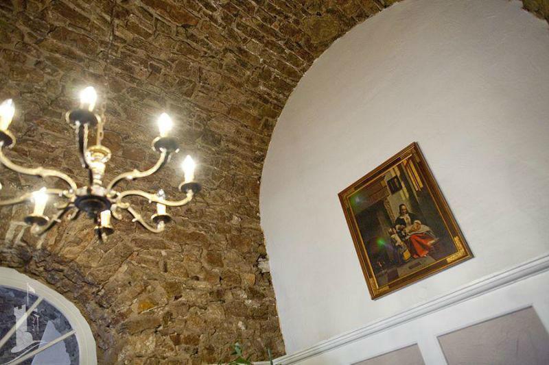 Beispiel: Impression der Räumlichkeitebn, Foto: Burg Klopp.