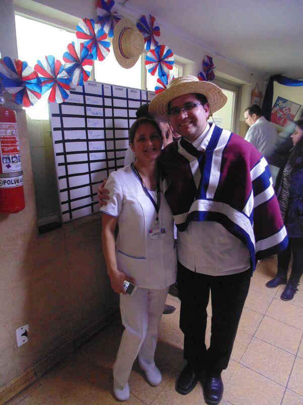 Actividad de Fiestas Patrias