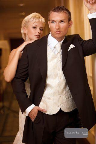 Męska moda ślubna w salonie Madonna