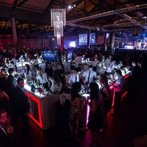 Expo Barra Funda - Cia do Rizzo Bartenders