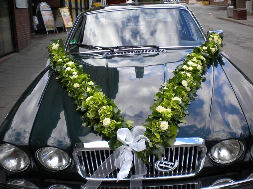 Beispiel: Floristik, Foto: JA - Der Hochzeitsplaner.