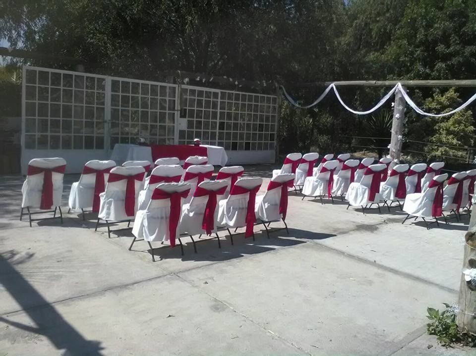Salón Jardín Nice Place Atlixco