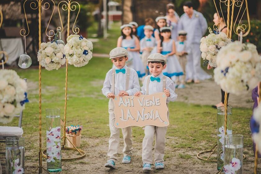 bodas personalizadas