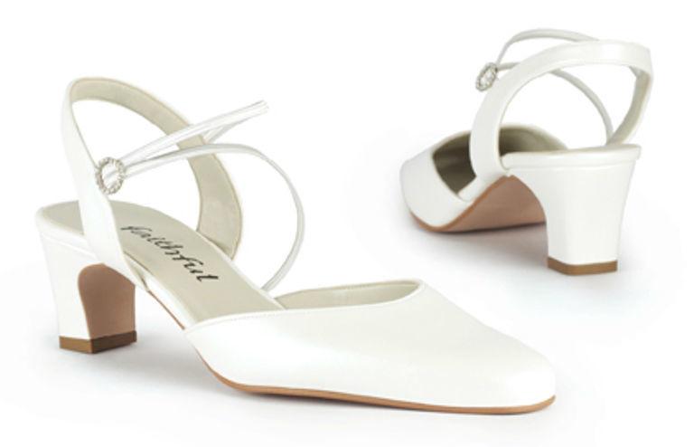 Beispiel: Schuhe für Ihre Hochzeit, Foto: faithful by Karin Wilfling.