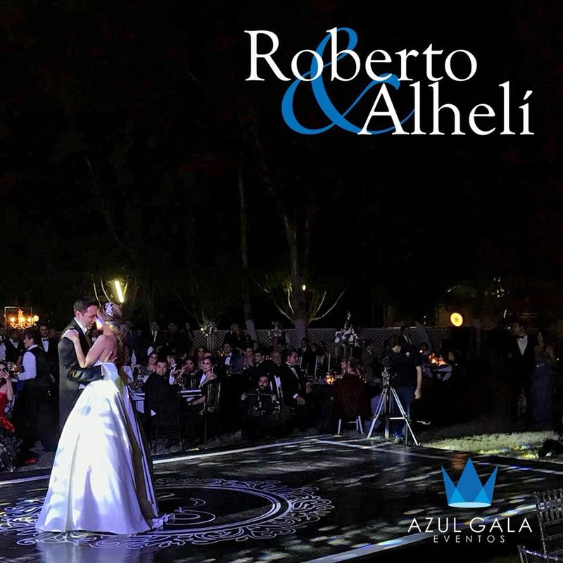 Azul Gala Eventos