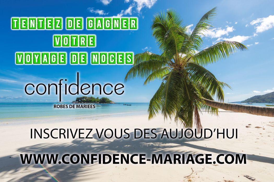 JEU CONCOURS CONFIDENCE