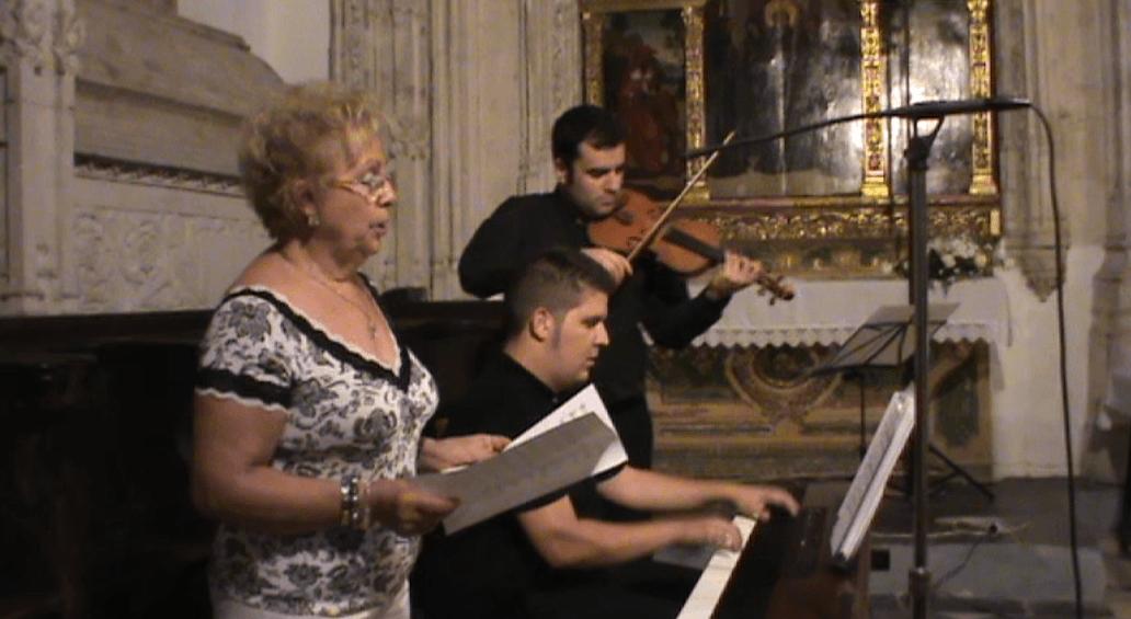Soprano, Violin y Piano