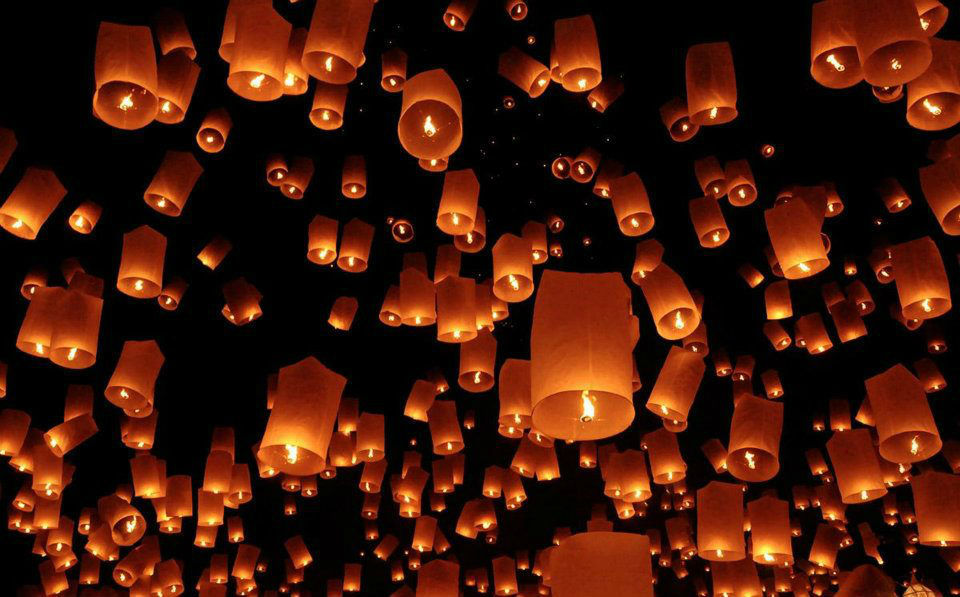 The Wish Lamps