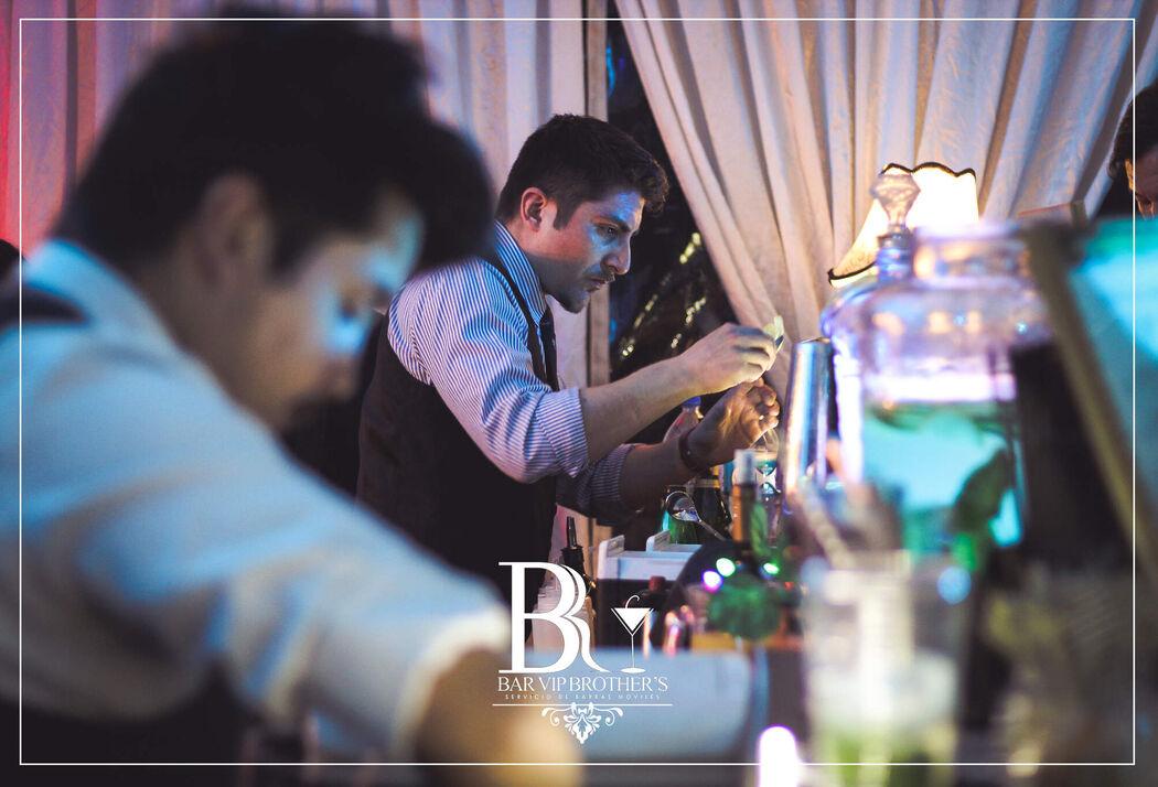 Bar Vip Brother's - Servicio de Barras Móviles para Eventos