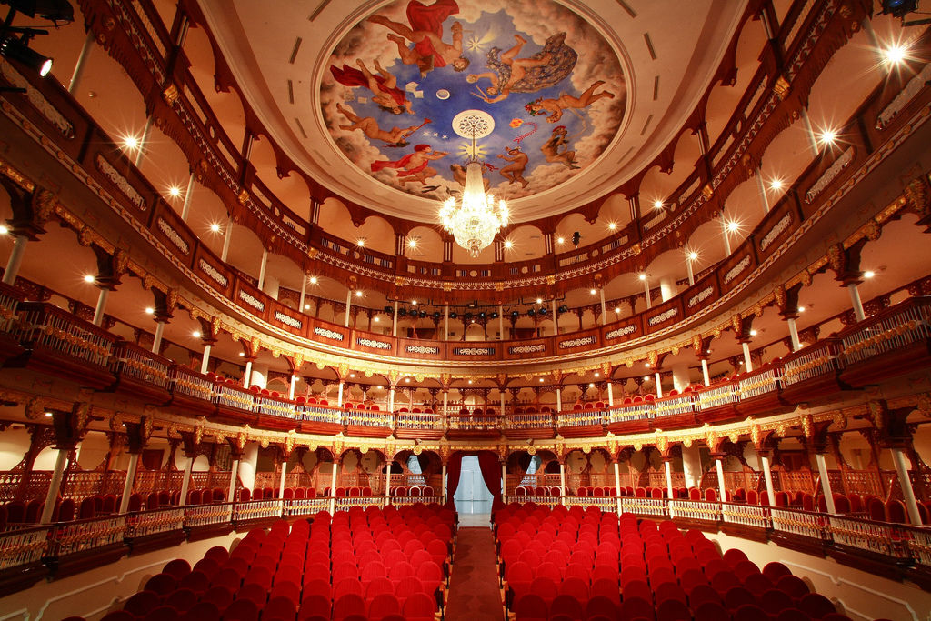 Teatro Adolfo Mejía