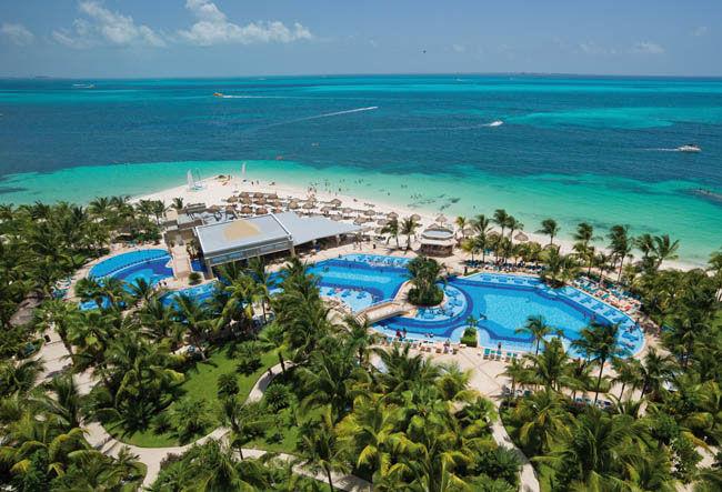 Hotel Riu Caribe - Cancún