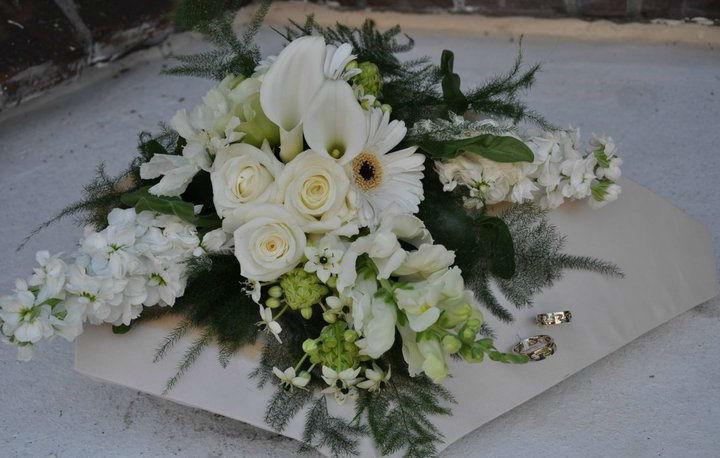Bloemstyliste Heleen - Bruidsboeket
