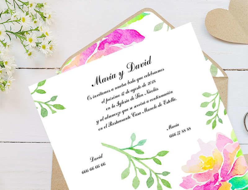 Valvanera. La Papeleria de tu boda - Online
