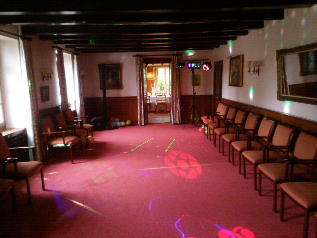petit mariage 50 personnes salle danse