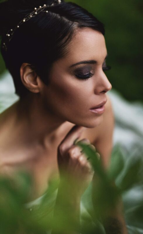 Marion Bruidshaar en Make-up