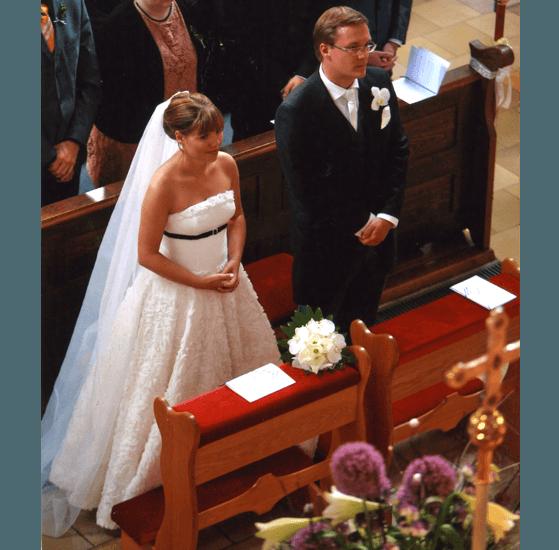 Die feine Braut