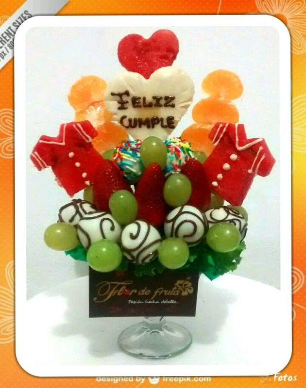 Flor de Fruta