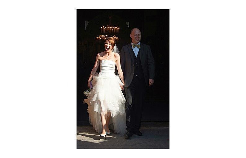 Beispiel: Hochzeitsfotografie, Foto: dfoto.