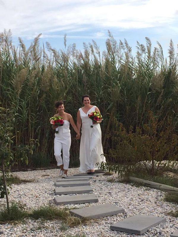 um casamento muito especial