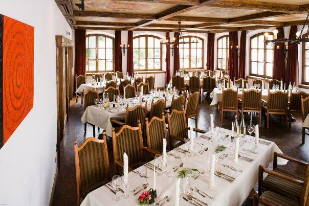 Beispiel: Wittelsbacher Saal, Foto: Bio-Hotel Alter Wirt.