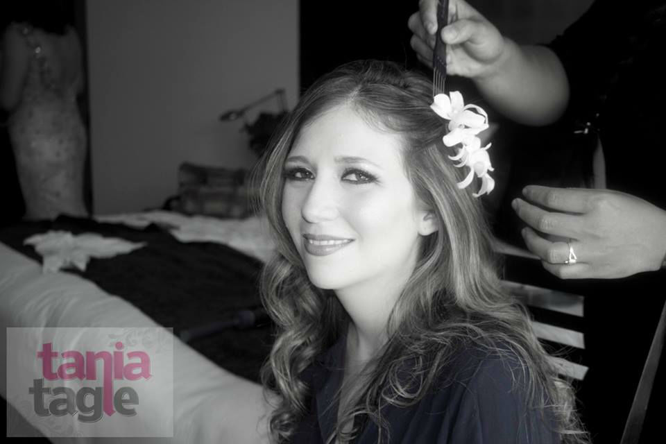 Make-up & Hair: Tania Tagle