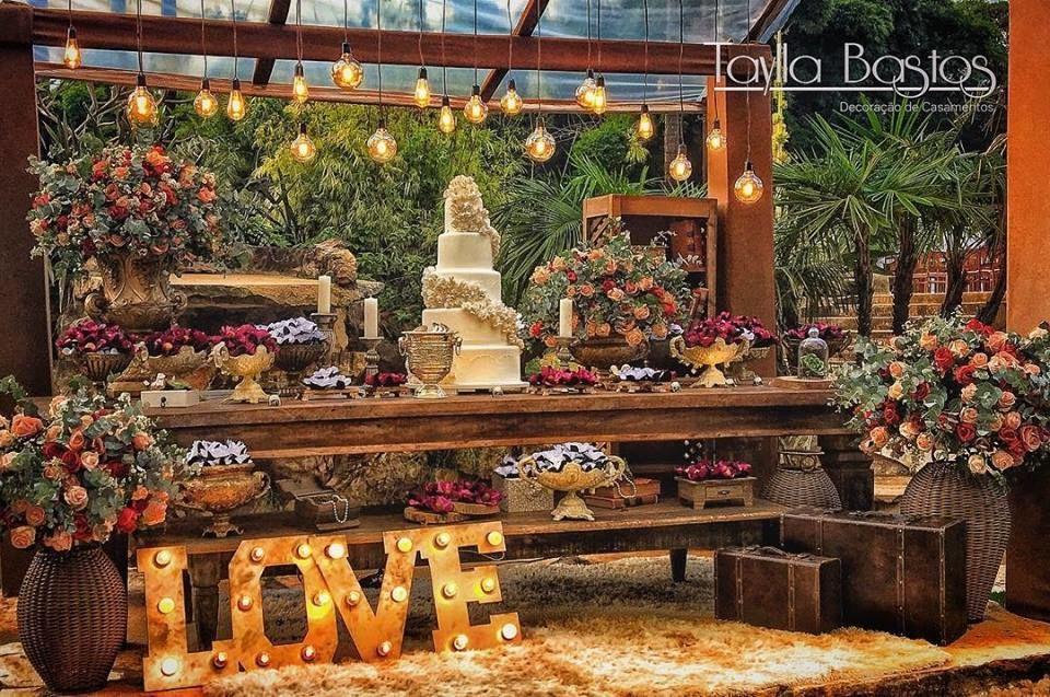 A Noiva e o Buquê - Assessoria de Casamentos
