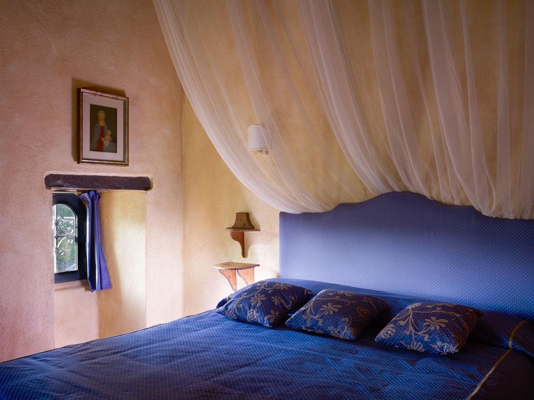 Camera Matrimoniale appartamento Salvia