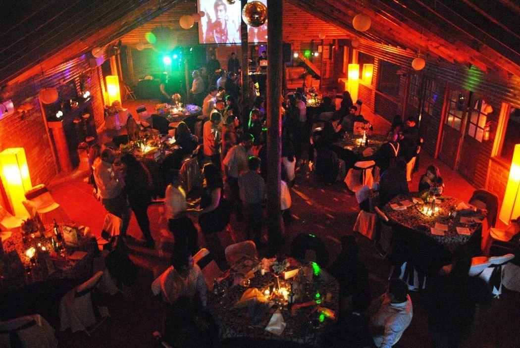 Fiesta salón