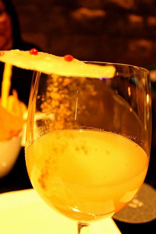 Open Bar Cusco by Diego Vergara