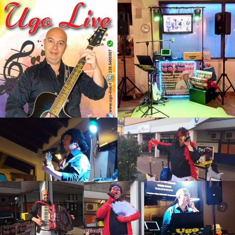 Ugo Live