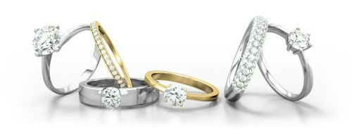 Bagues. Foto: 21 Diamonds