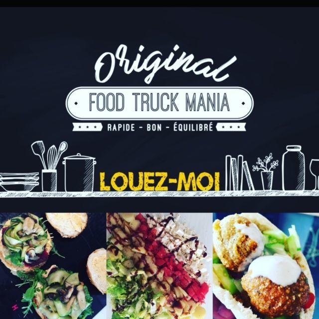 Original Food Truck Mania