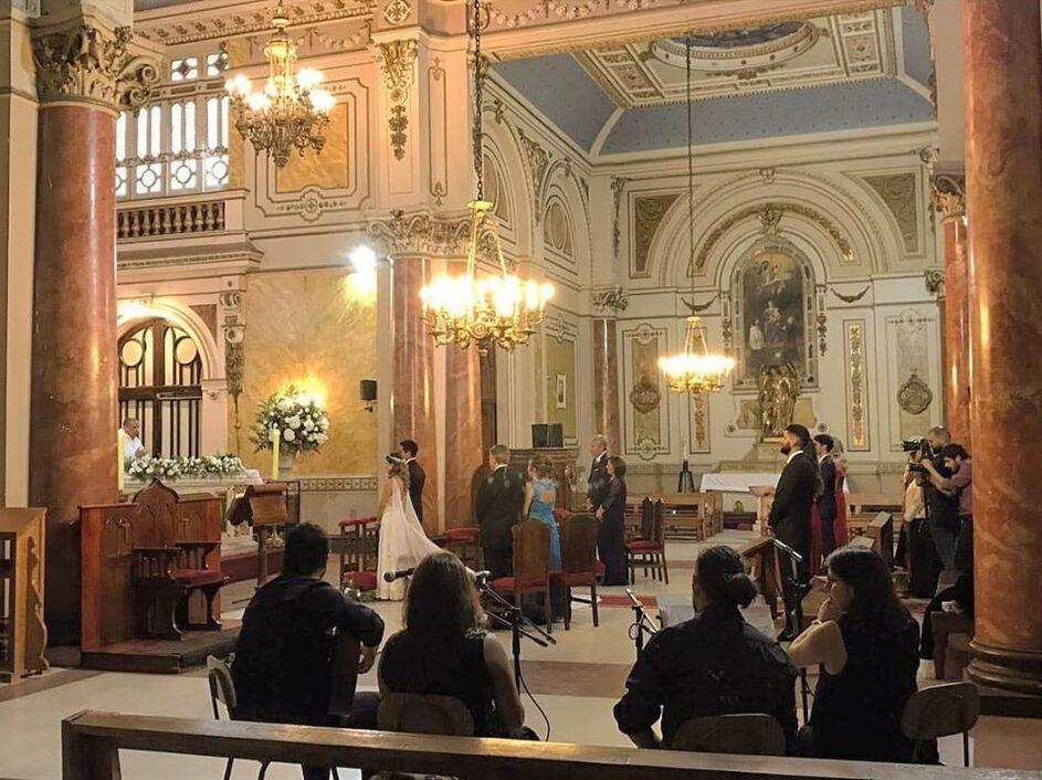 Coro Trinidad, música para matrimonios