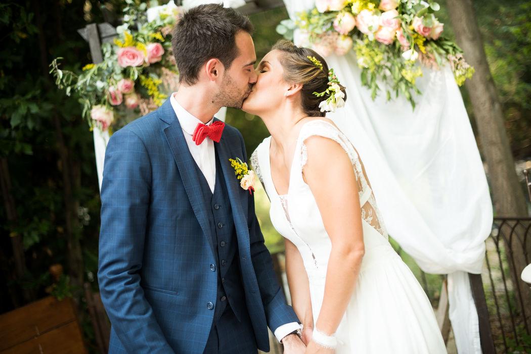 Mariage champêtre Var