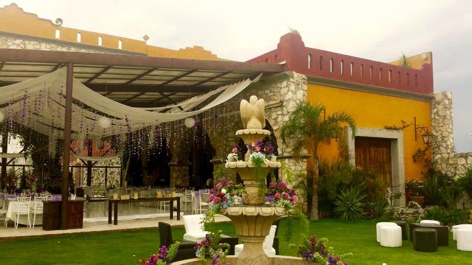 Banquetes Hacienda el Jaguey en Puebla