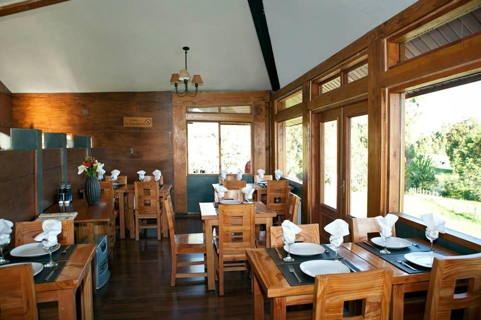 Lodge el Taique