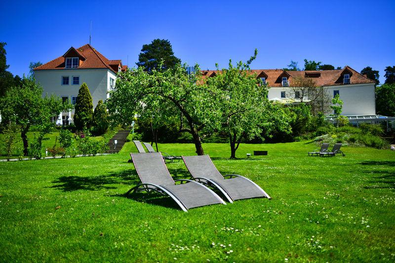 Beispiel: Park am See - Seeterrassen, Foto: Hotel residenz am Motzener See.