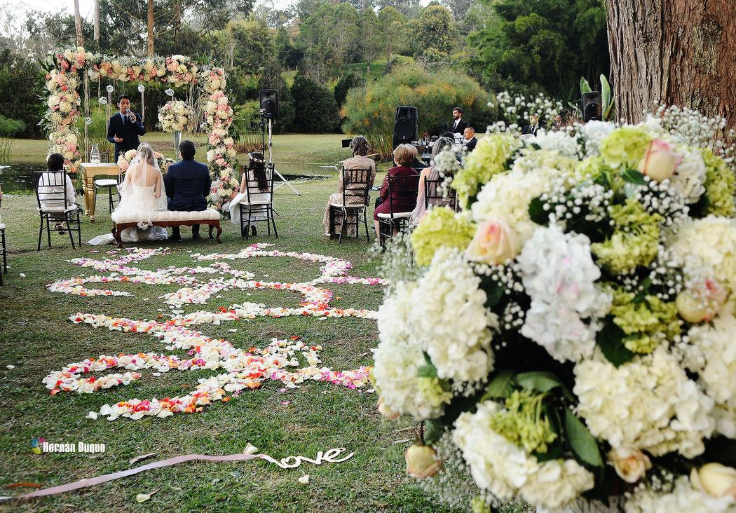 David Betancur Wedding Planner - Floral Designer