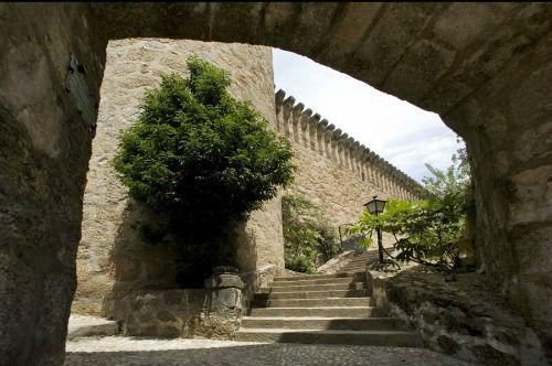 Detalle del Castillo