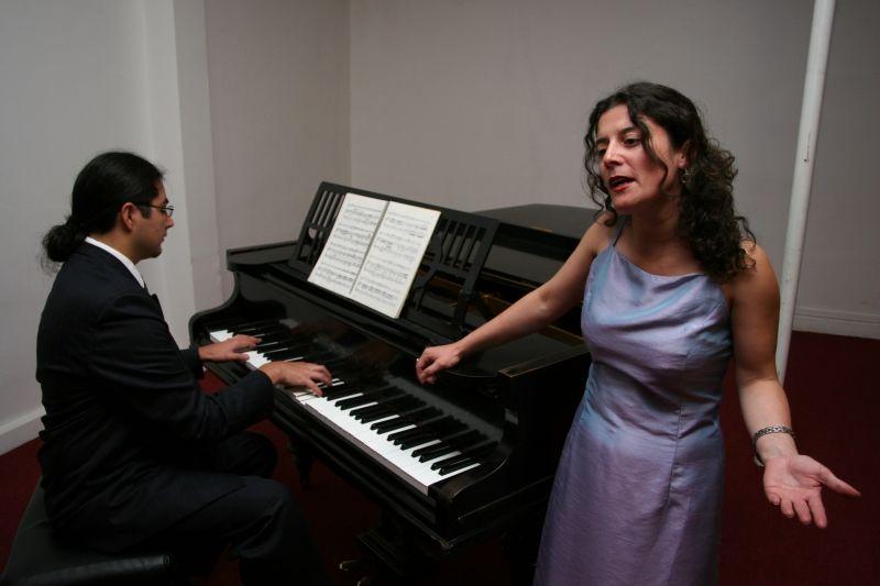 Marcela Silva Soprano