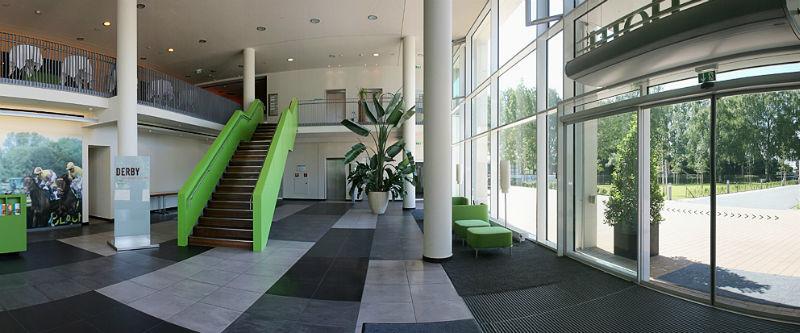 Beispiel: Foyer, Foto: Atlantic Hotel Galopprennbahn.