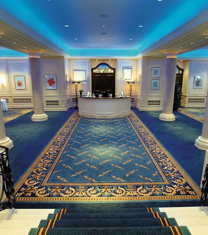 Beispiel: Impressionen vom Hotel, Foto: Suvretta House.