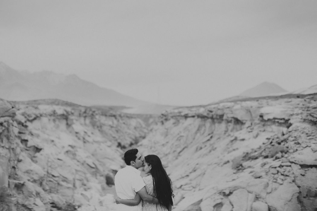 Engagement Session in Arequipa