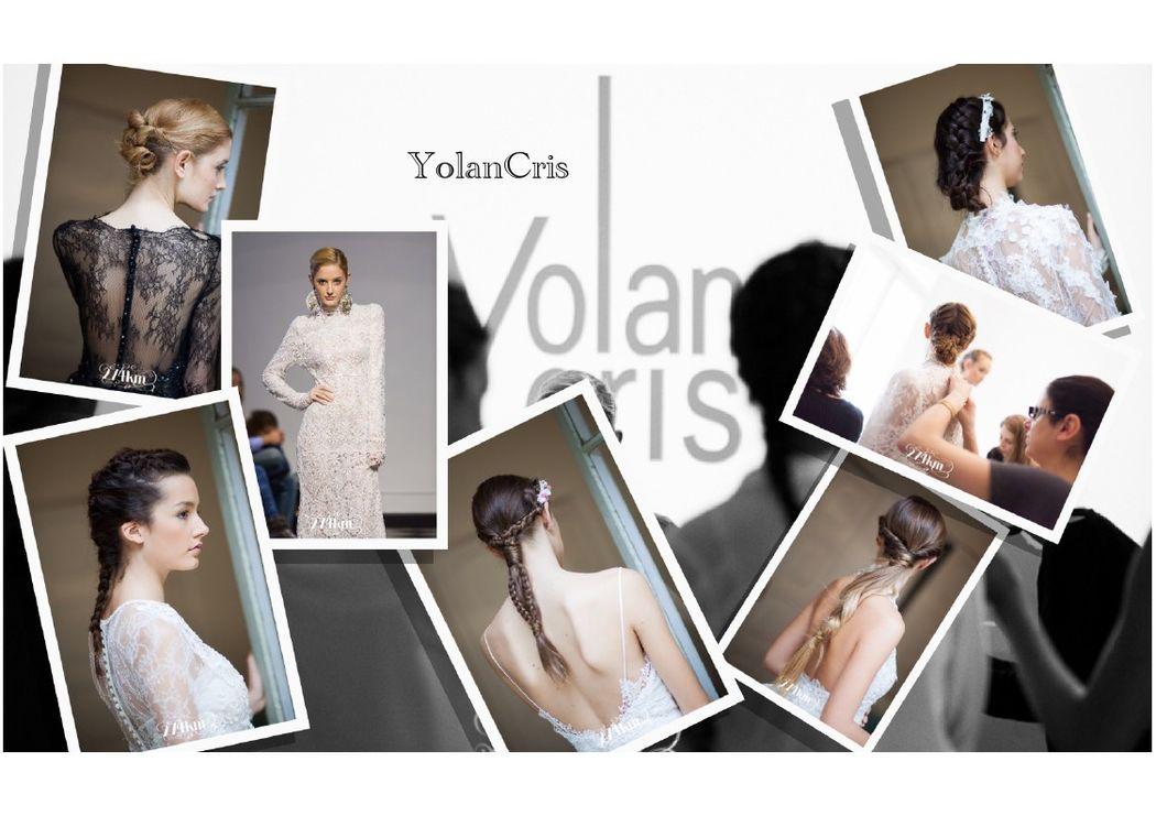 Desfile de novias - YolanCris