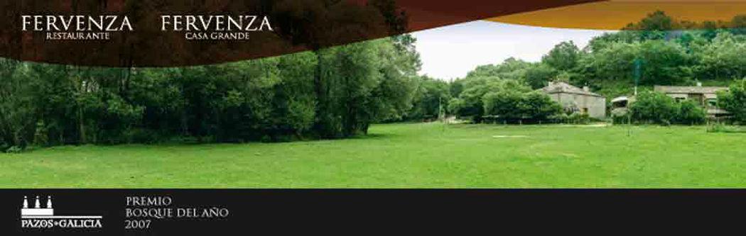 Tu boda en un bosque. Restaurante Casa Grande da Fervenza. Lugo. Galicia