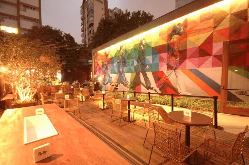 High Line Bar
